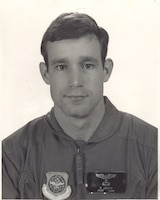 "Technical Sergeant Arden ""Rick"" Smith, a pararecueman (PJ) of the 106th Rescue Wing, NYANG, died in the course of a rescue mission during the 1991 Halloween Nor'easter, or ""Perfect Storm."""