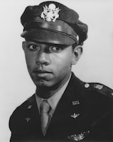1st Lt Thomas E. Williams was the earliest known African-American Pilot in the ANG. He joined in NJ on 7 May 1954 and was killed during a routine training mission on 15 January 1955 when his F-86A went into an unrecoverable spin.