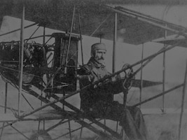 Lieutenant Colonel Charles B. Winder, Ohio National Guard, obtained the first Reserve Military Aviator rating in May 1912, after the War Department authorized aviation training for National Guard officers earlier in the year.