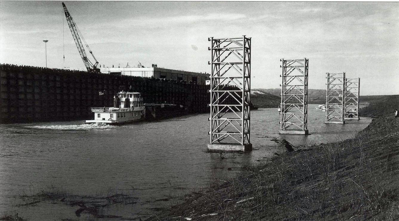 Port of Catoosa 1971