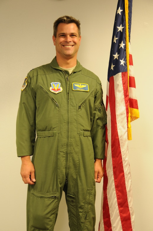 Capt. Thomas Hall, chief of Air Training Operations production at the 183rd Fighter Wing, participated in PANAMAX 2012 alongside Air Forces Southern and 17 partner nations, Aug. 6 - 17.  PANAMAX 2012 is an annual U.S. Southern Command-sponsored exercise that focuses on ensuring the defense of the Panama Canal.  This exercise provided invaluable training on coalition command and control and combined interoperability. The experience gained by these Western Hemisphere nations' militaries working together in this manner is valuable not only in defending the Canal, but also in combined humanitarian assistance and disaster response operations, such as the Haiti earthquake in 2010.