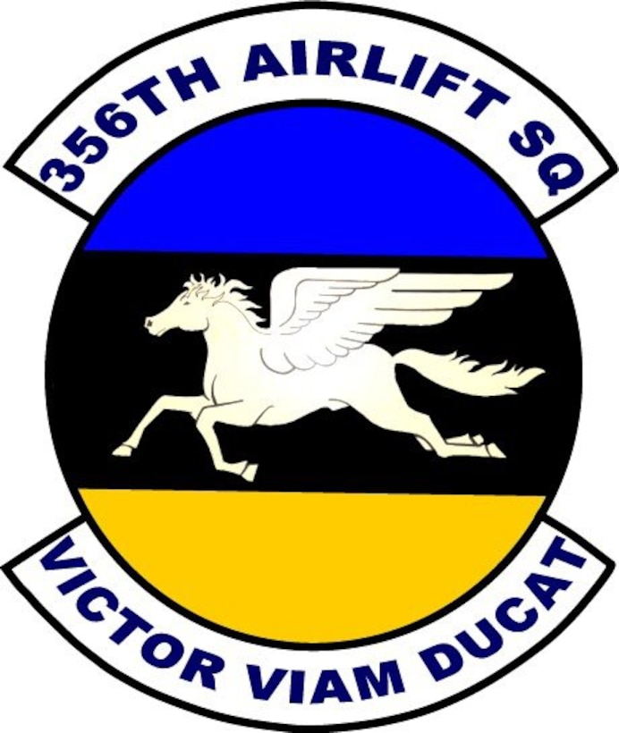 356th Airlift Squadron patch
