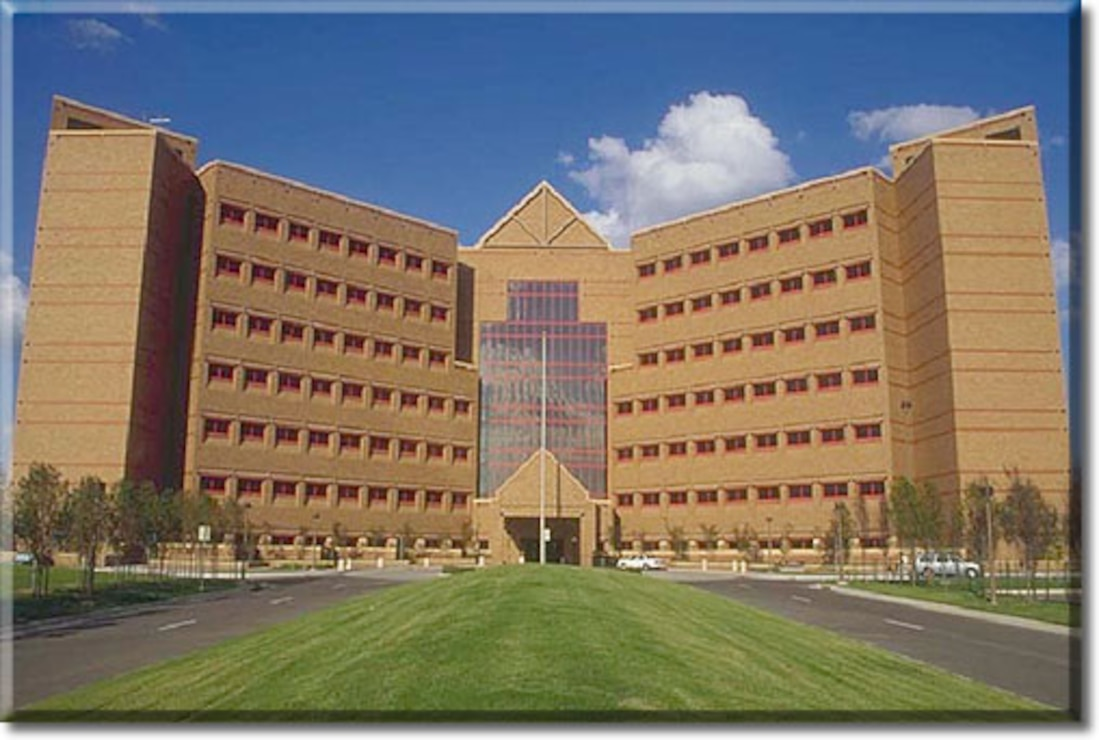 Brooke Army Medical Center in San Antonio, Texas