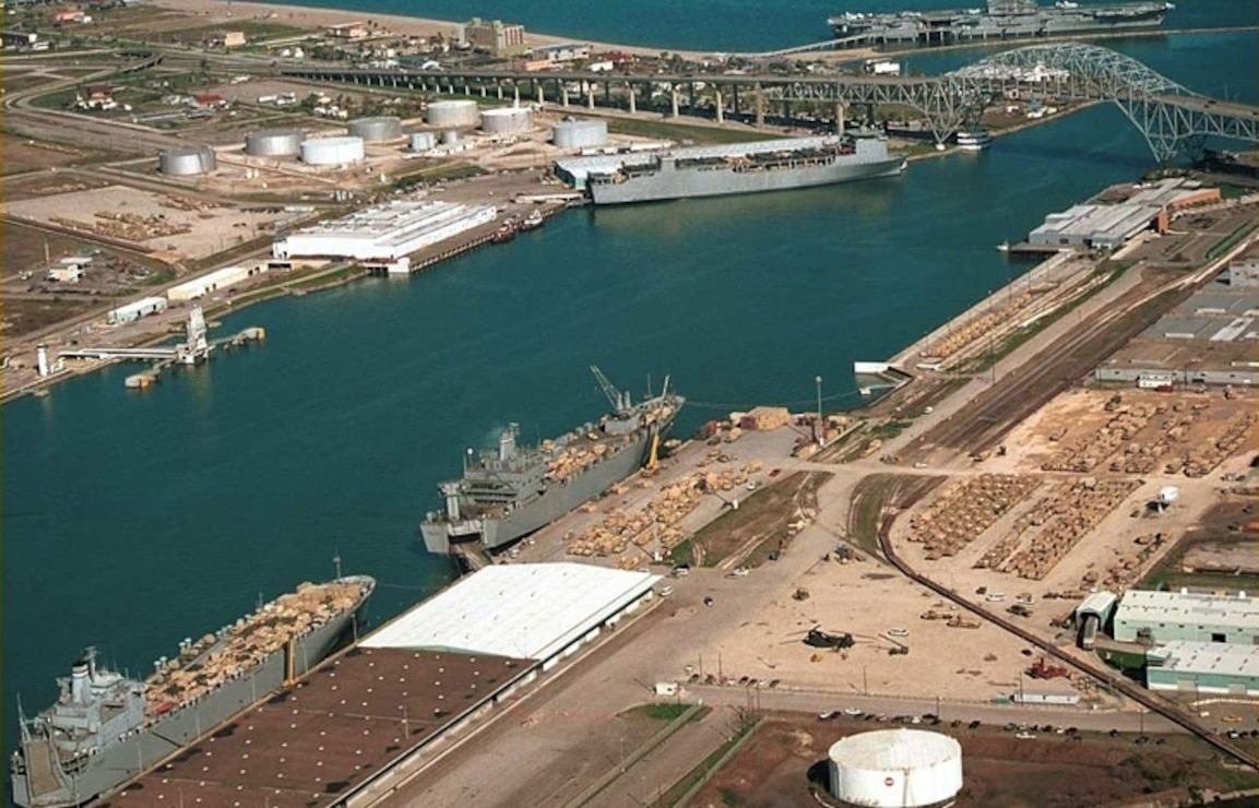 Port of Corpus Christi, Texas