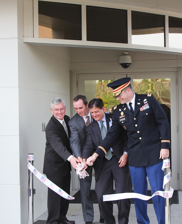 VA Ribbon Cutting