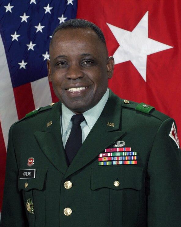 Brig. Gen. Robert Crear
