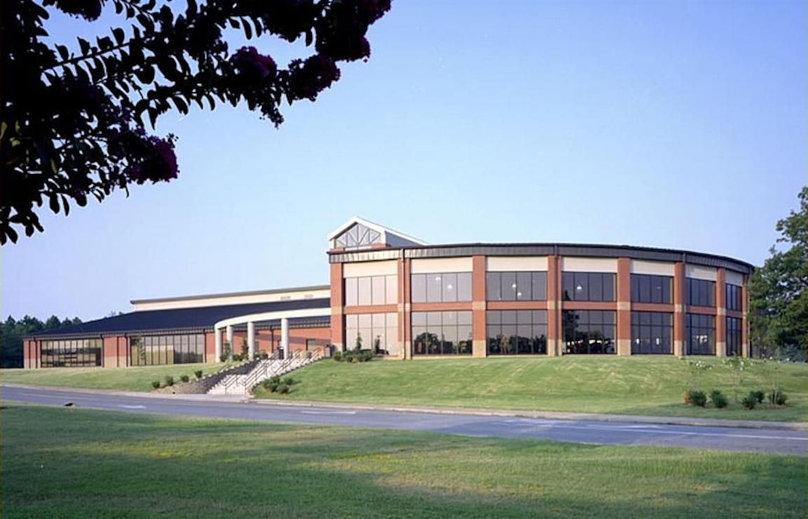 Physical Fitness Center, Little Rock Airforce Base, Arkansas
