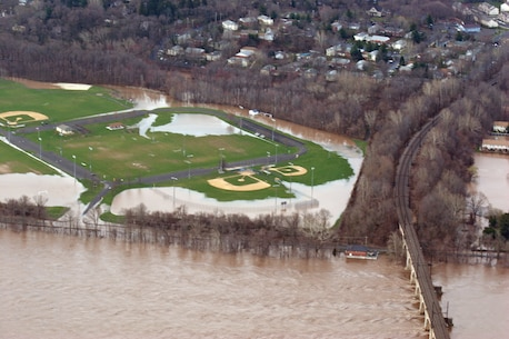 Delaware River Flooding 11