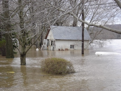 Delaware River Floods