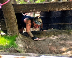 Step Up For Soldiers is scheduled to host a Combat Mud Run Oct. 6 in Wilmington, N.C., to raise money for America's veterans. A previous Combat Mud Run sponsored by SUFS was held in April and drew a big turnout with more than 650 people coming to the event.