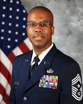 Command Chief Master Sgt. Robert A. Ellis