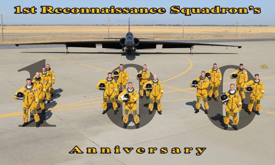 1st Reconnaissance Squadron 100th Anniversary