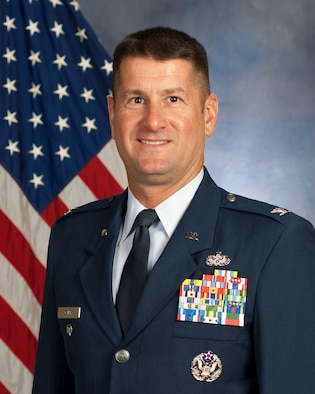 Col. Richard Oxner, 189th Airlift Wing vice commander.