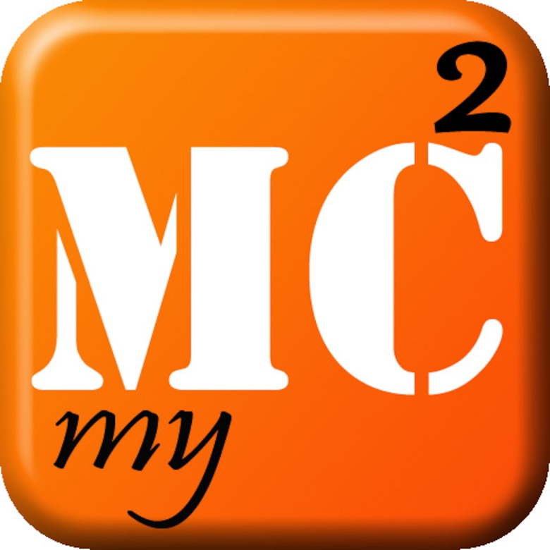 MyMC2 is the first mobile application in the Air Force that will list every event at your base and put it in the palm of your hand. The app is a free download and is now available through both the Android Play Store and Apple's App Store. (Courtesy graphic)