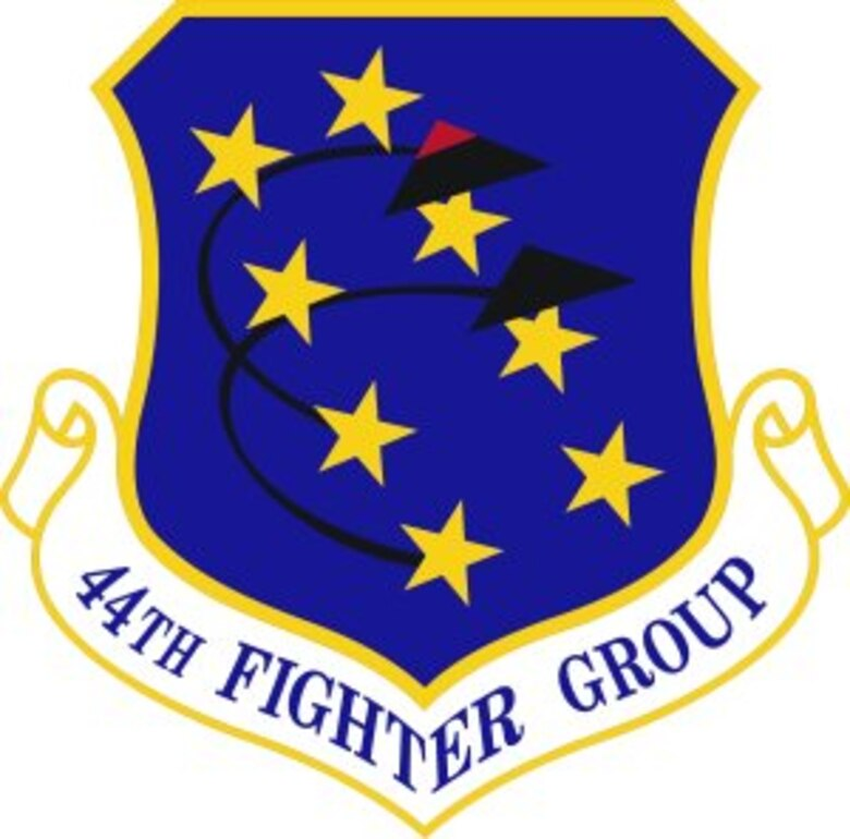 44th Fighter Group shield. (Courtesy graphic)