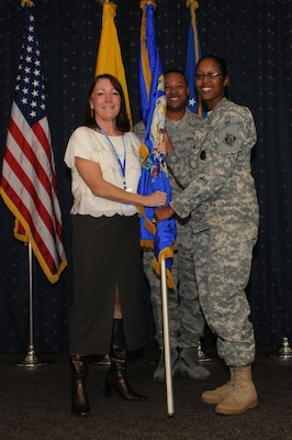 District Commander Lt. Col. Antoinette