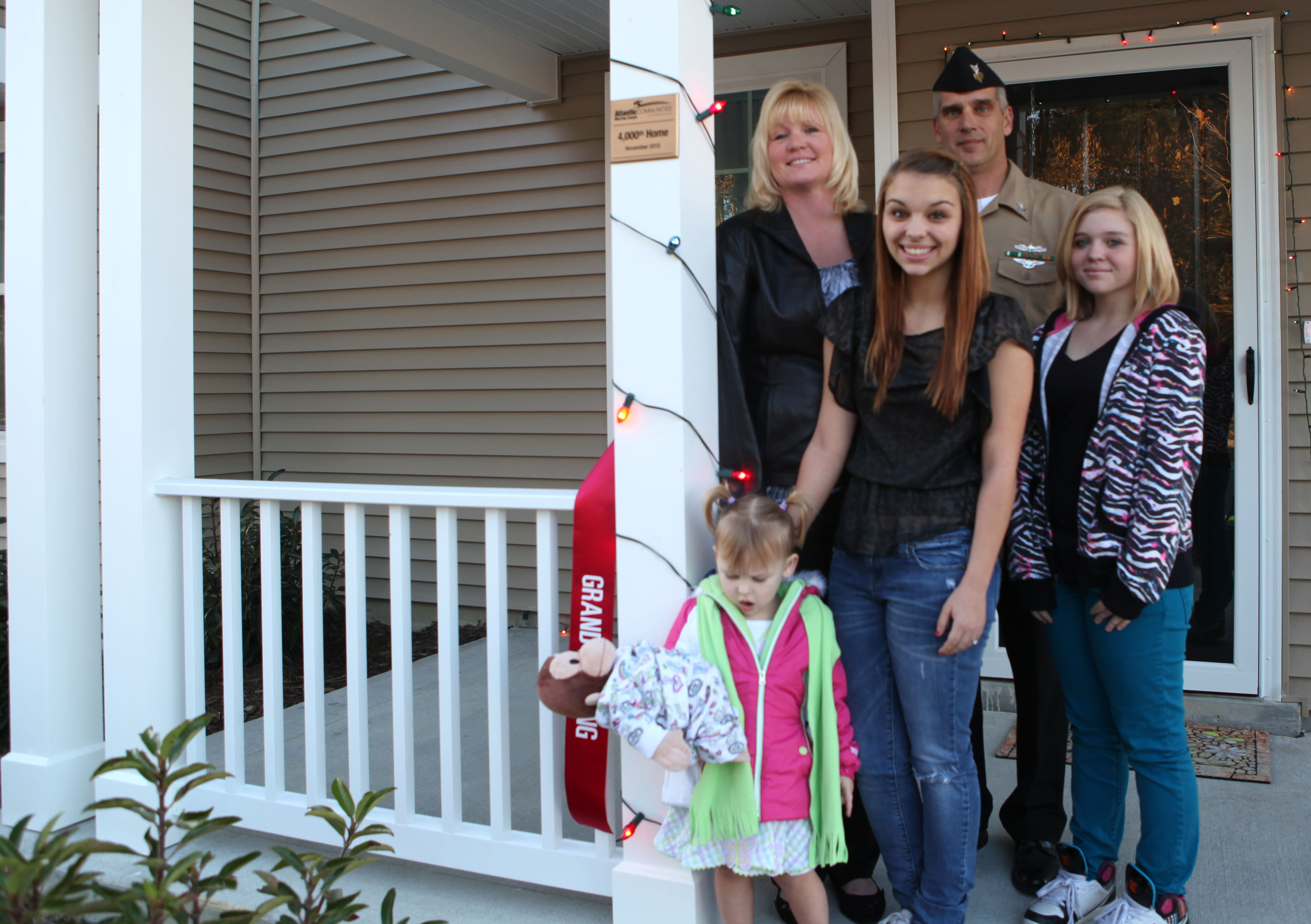 Camp lejeune base housing and amcc nov 29 their new home is in the