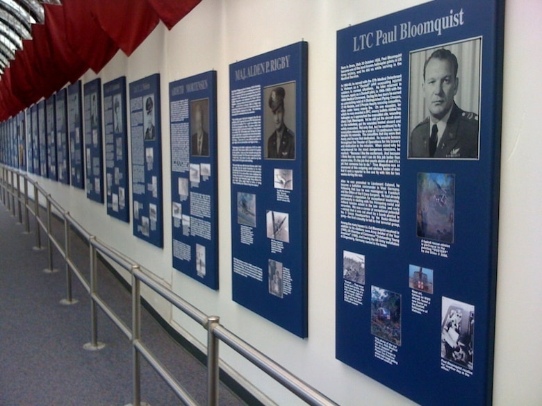 The Utah Aviation Hall of Fame was established to recognize individuals in the state of Utah who have distinguished themselves through heroic accomplishments as civil or military aviators or by fostering exceptionally noteworthy advances in the state's aviation programs. (Courtesy photo)