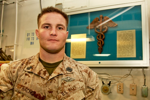 Expeditionary Unit Selects Sailors Of The Year 15th Marine