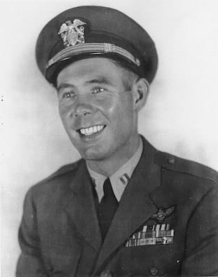 Lieutenant Wendell Van Twelves, United States Navy Reserve