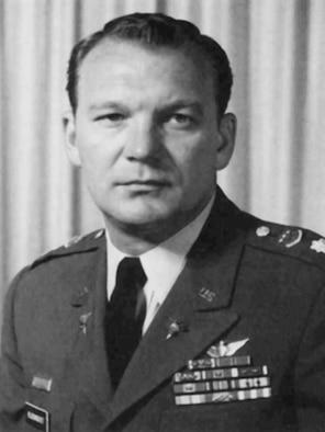 Lieutenant Colonel Paul A. Bloomquist