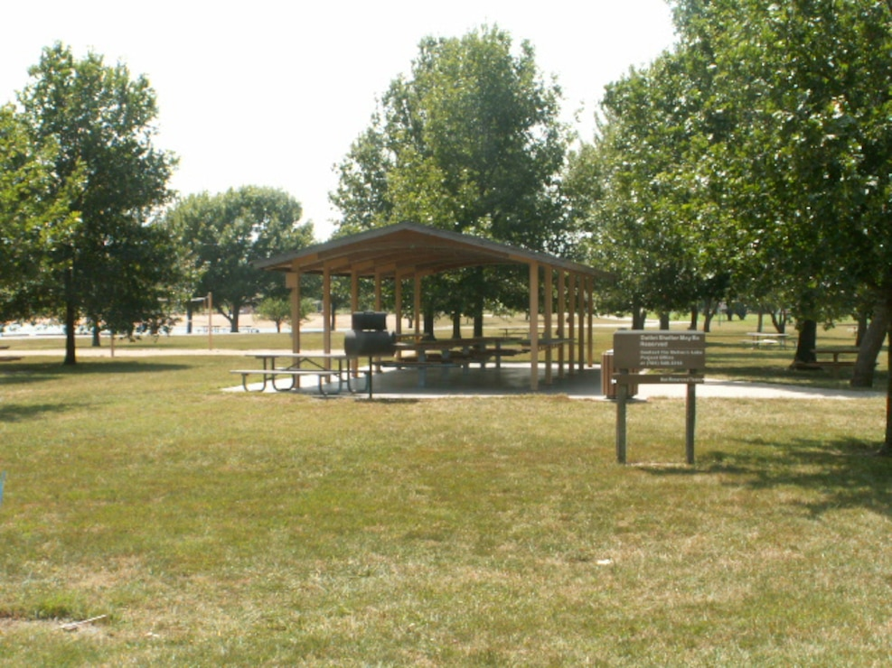 Outlet Park Day-Use Shelter