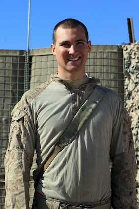 Motivated to serve his country, Cpl. Aaron Clote, a native of Wentzville, Mo., enlisted in the Marine Corps one month after graduating high school. Now serving on his third deployment as a sniper and as the radio operator with the scout sniper team, Fox Company, 2nd Battalion, 7th Marine Regiment, Regimental Combat Team 7, Clote assists the Afghan National Security Forces with the transition of responsibilities.