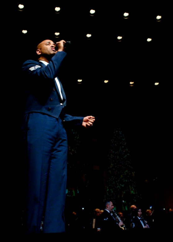 Through Airmen's Eyes: Airman engineers musical ...