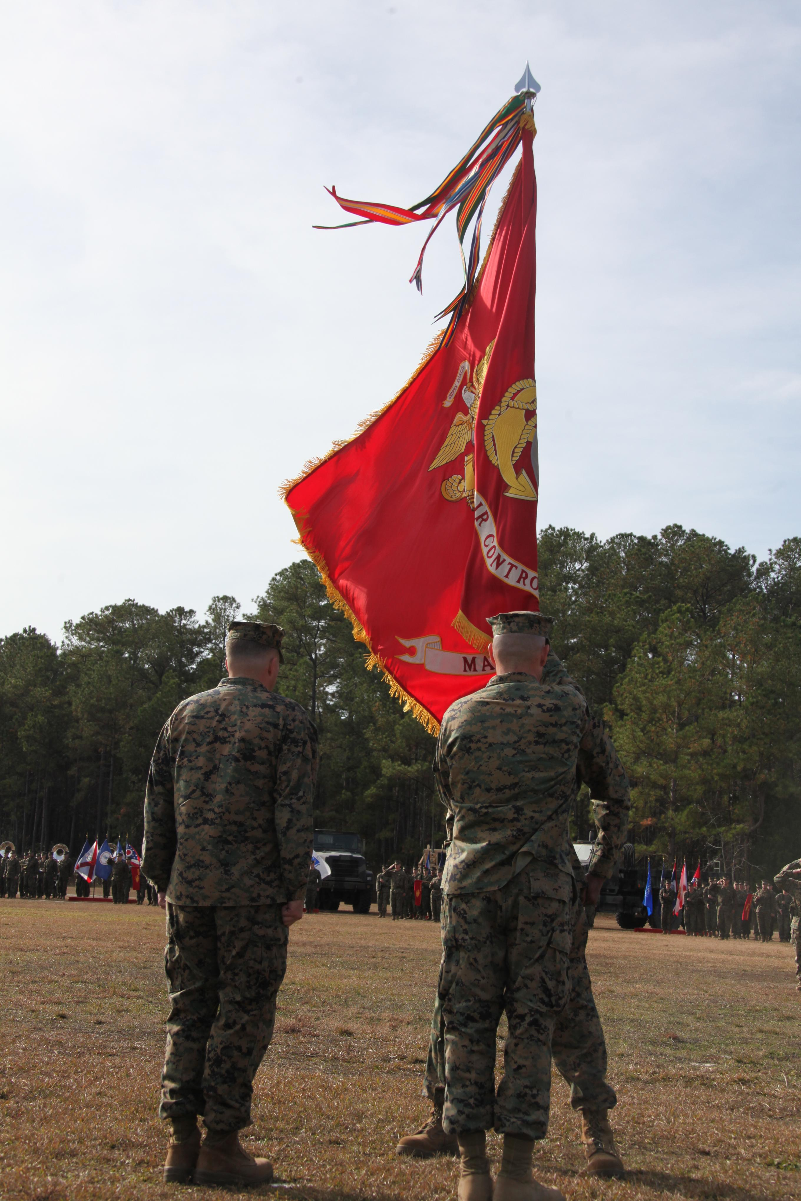 Kojac assumes command of MACG-28 > Marine Corps Air ...