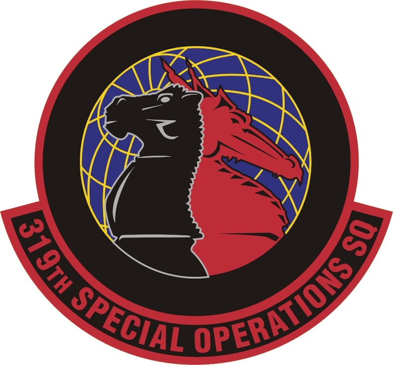 319th Special Operations Squadron emblem significance 