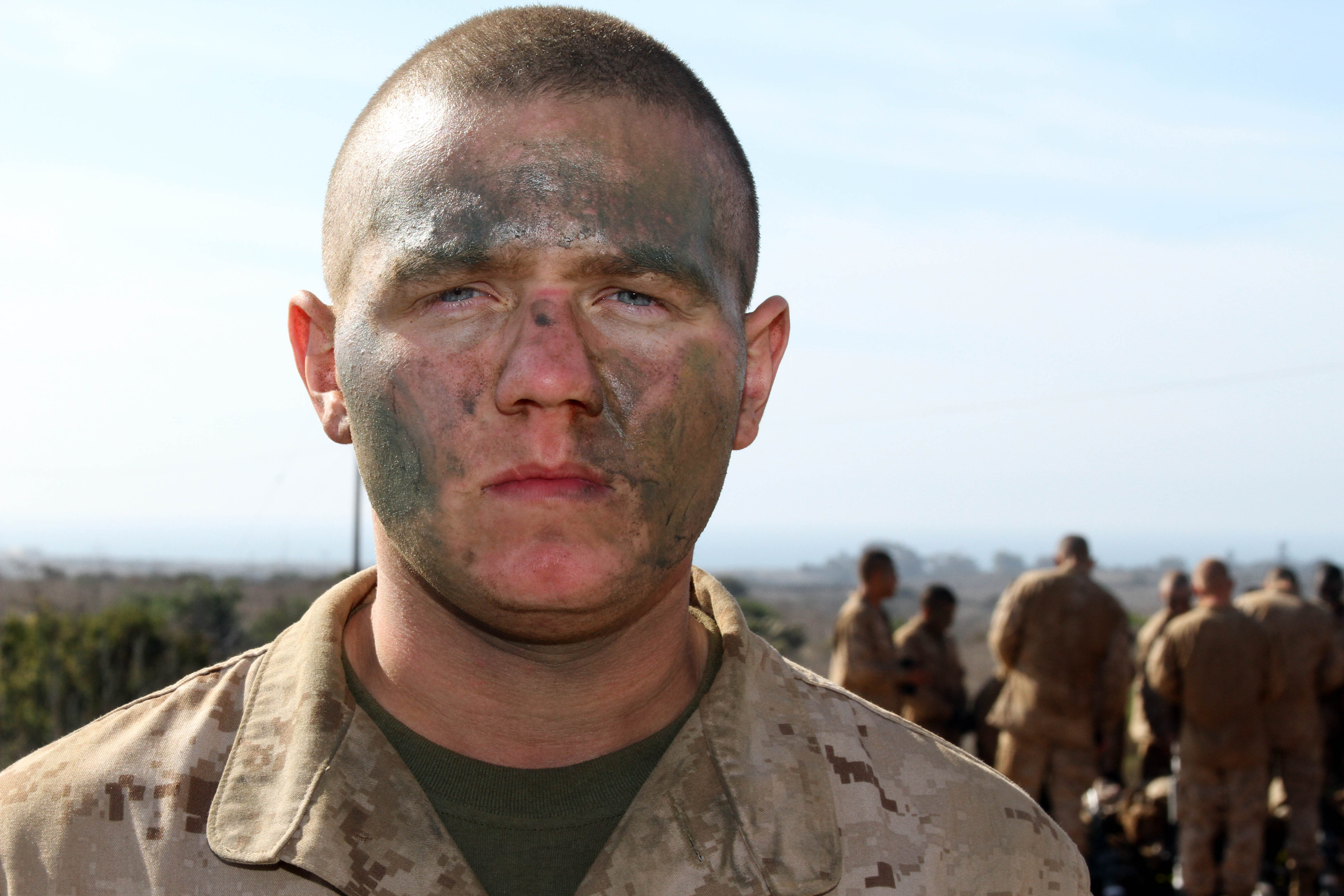 photos pfc elias patten platoon 2111 company e 2nd recruit training battalion
