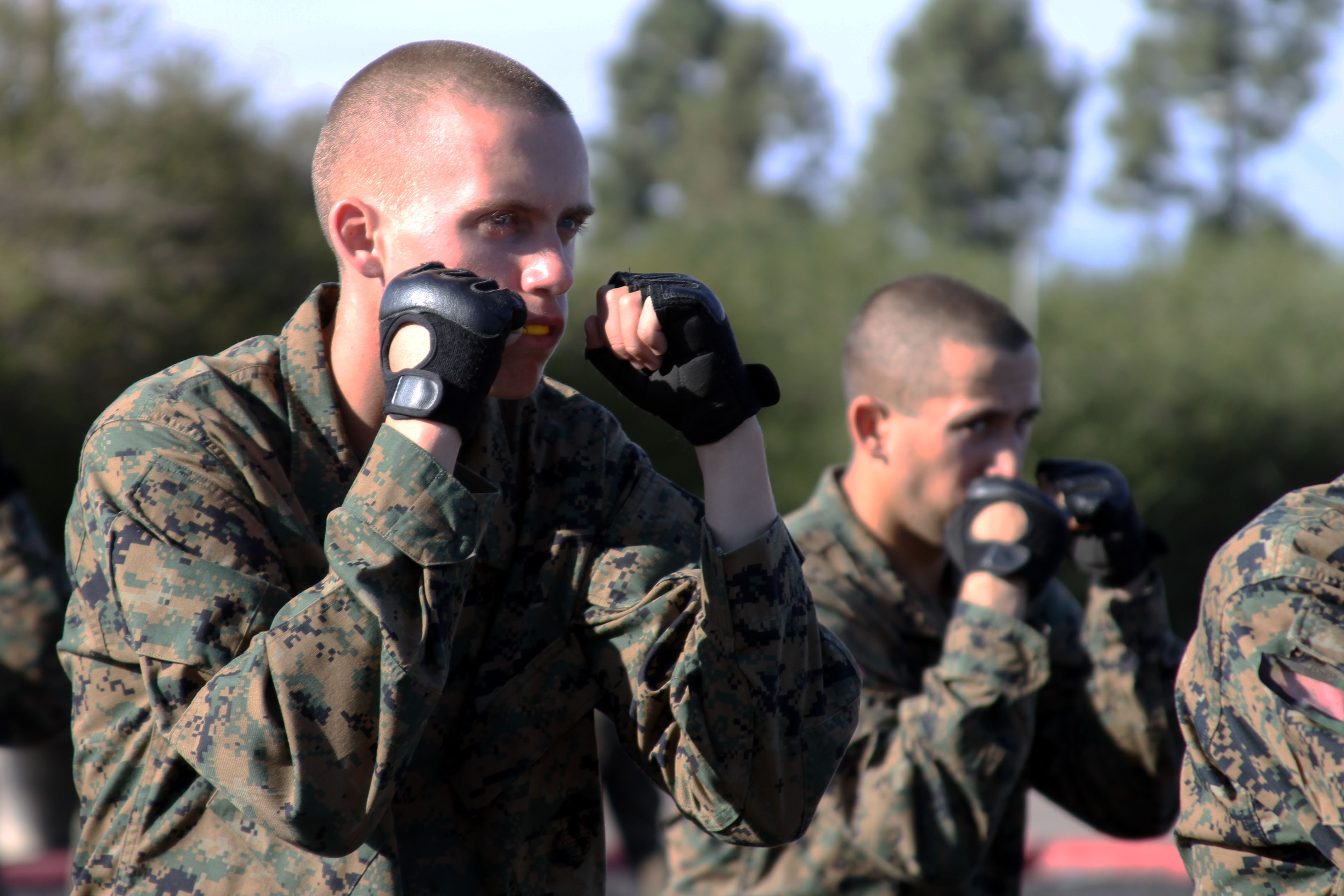 mcmap an essential part of marine corps recruit