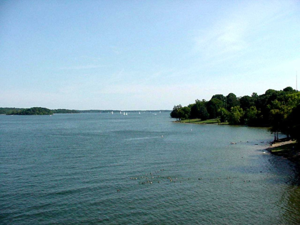 J. Percy Priest Lake
