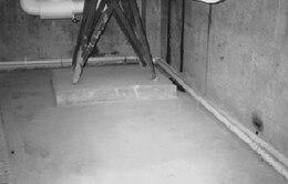Dry basement after EOP treatment