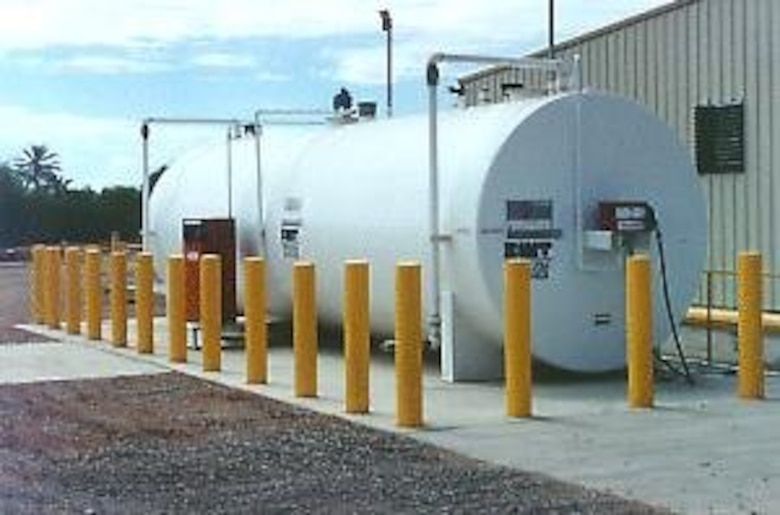 Compliance storage tank management and fuels management is another component of the ESOH Compliance Tools program.