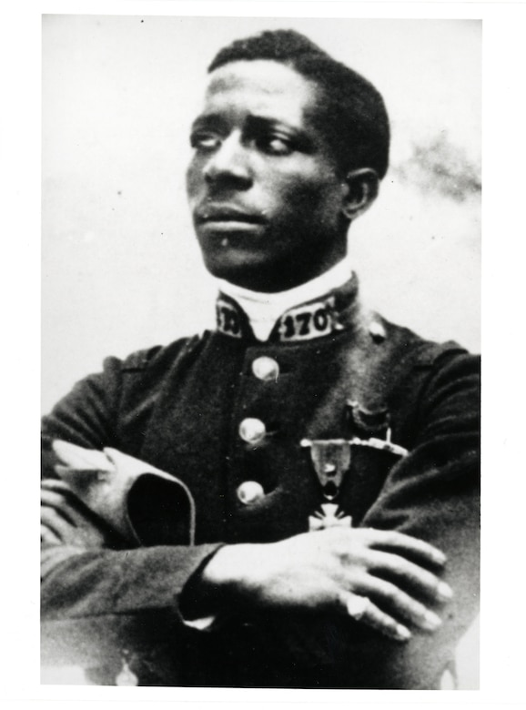Eugene Bullard served in the French Foreign Legion and became one of the most decorated soldiers during World War I.