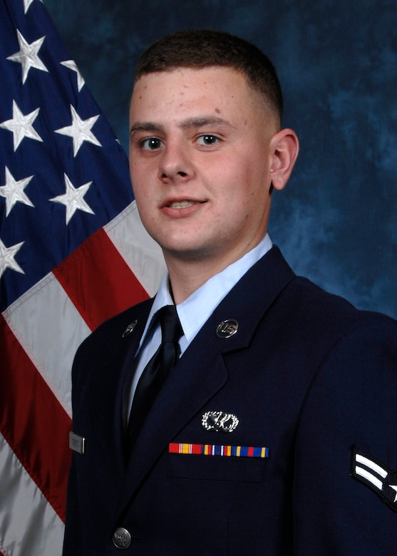Airman 1st Class Dylan Sheets, 628th Civil Engineer Squadron