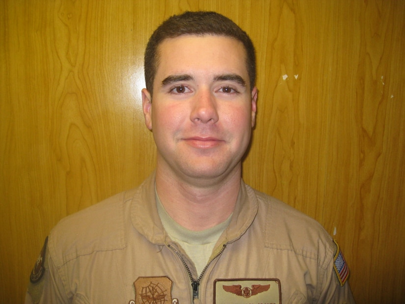 Airman 1st Class Michael Graves, 15th Airlift Squadron, 437th Airlift Wing
