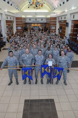 The 36th Medical Group was announced the 2011 Air Force clinic of the Year. (U.S. Air Force photo/Senior Airman Carlin Leslie)