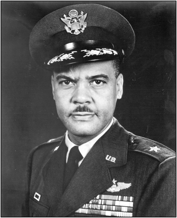 Tuskegee Airman Goes On To Become First Air Force African