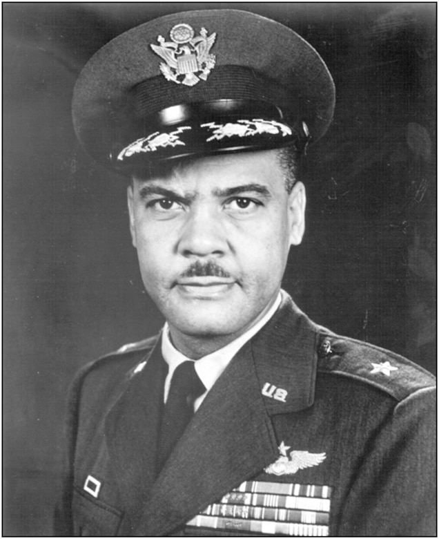 Benjamin O. Davis Jr. became the first African-American general in the Air Force.