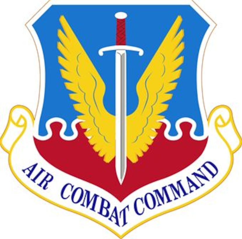 Air Combat Command Emblem