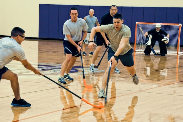 articles on the subject of floor hockey
