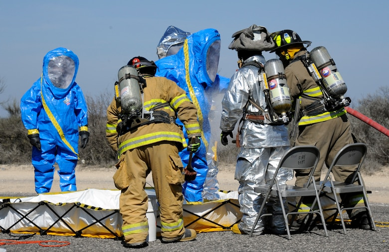 Laughlin Aids Kinney County During Emergency Air Force Medical