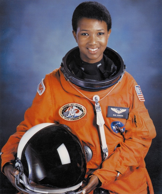Dr. Mae Jemison was the first African-American woman to travel into space