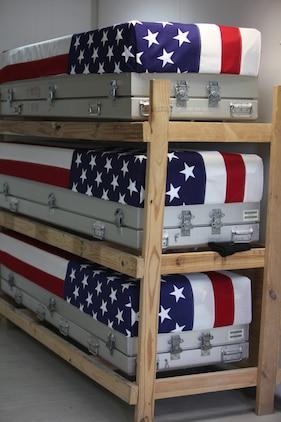 prp paves way for fallen heroes return home 1st marine logistics group news article display. Black Bedroom Furniture Sets. Home Design Ideas