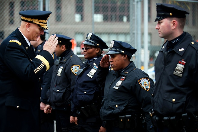 "how to be a new york police officer essay 68 n part ii: police operations many argue police departments are recruiting and selecting a new breed of police officer ""for the first time in history, we have."