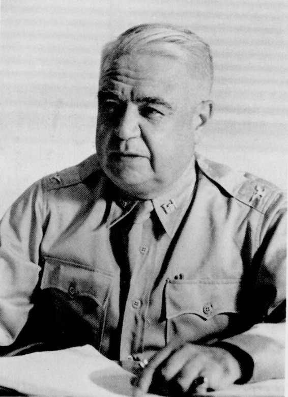 Col. Albert K.B. Lyman, a native Hawaiian who was later the first ethnic Hawaiian to attain the rank of general or admiral in the U.S. Armed Forces, was the Army's Hawaiian Department Engineer during the attack on Pearl Harbor. He commanded the 34th Engineer Combat Regiment, the 804th Engineer Aviation Battalion, plus the 3rd Engineer Combat Battalion of the 25th Infantry Division and worked on building anti-aircraft gun sites and bomb-proofing bunkers and coastal fortifications.
