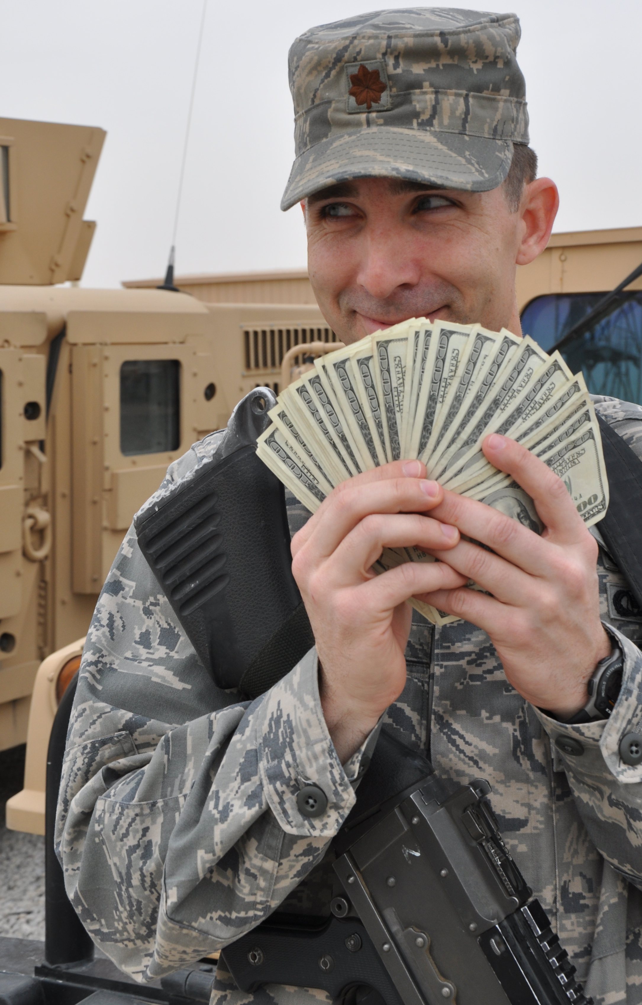 former tacp funds 332nd aew mission