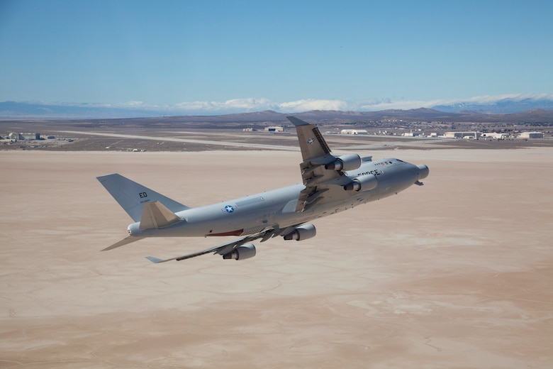 Airborne Laser Test Bed Bids Adieu To Edwards Afb Gt U S